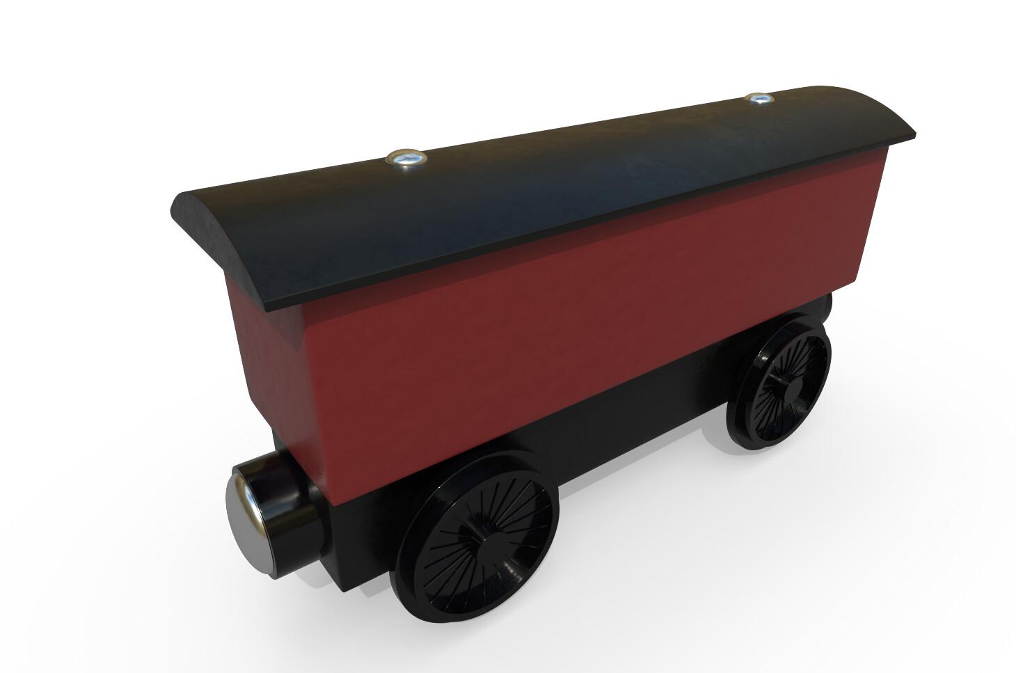 Joseph moniz traincar001d
