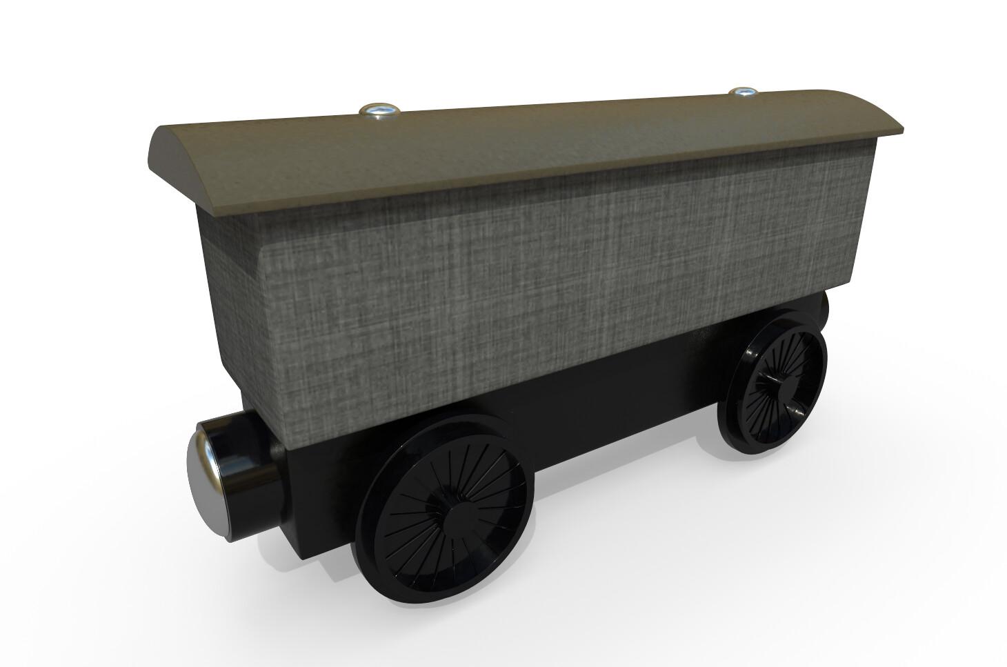 Joseph moniz traincar001e