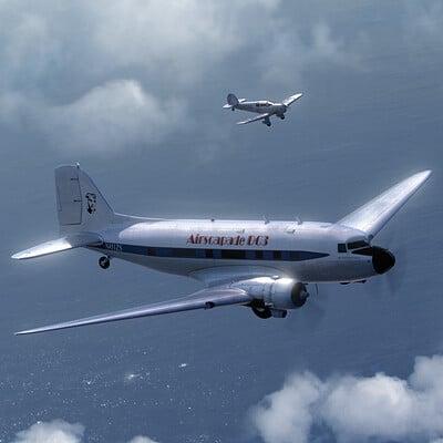 Hangar b productions airscapade3 corrected