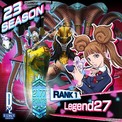 Ian matining season 23 duel new format