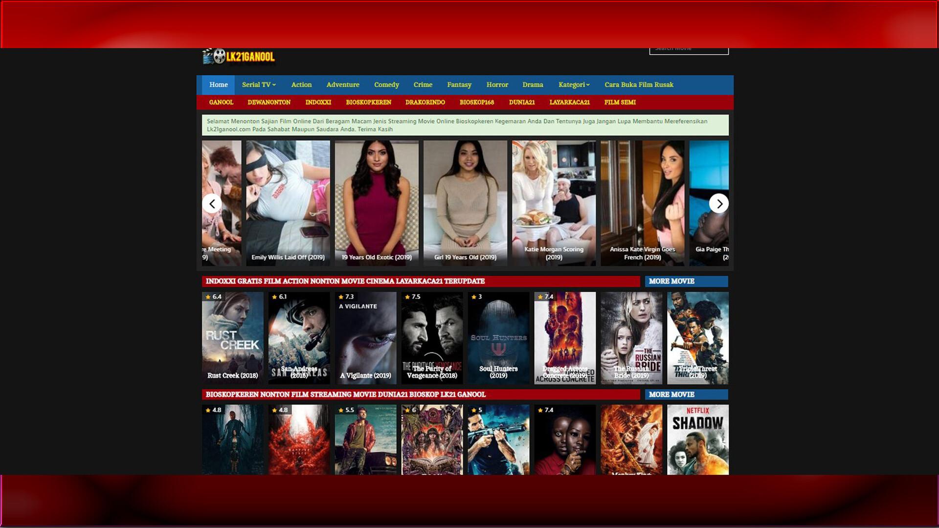 ArtStation - Nonton Film Online Layarkaca21 Gratis, Yuanita Nindy
