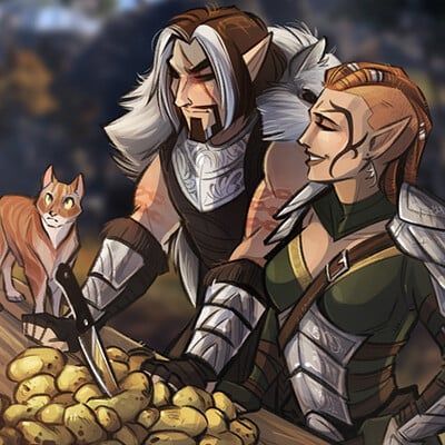 Shamine king post traumatic potatoes da