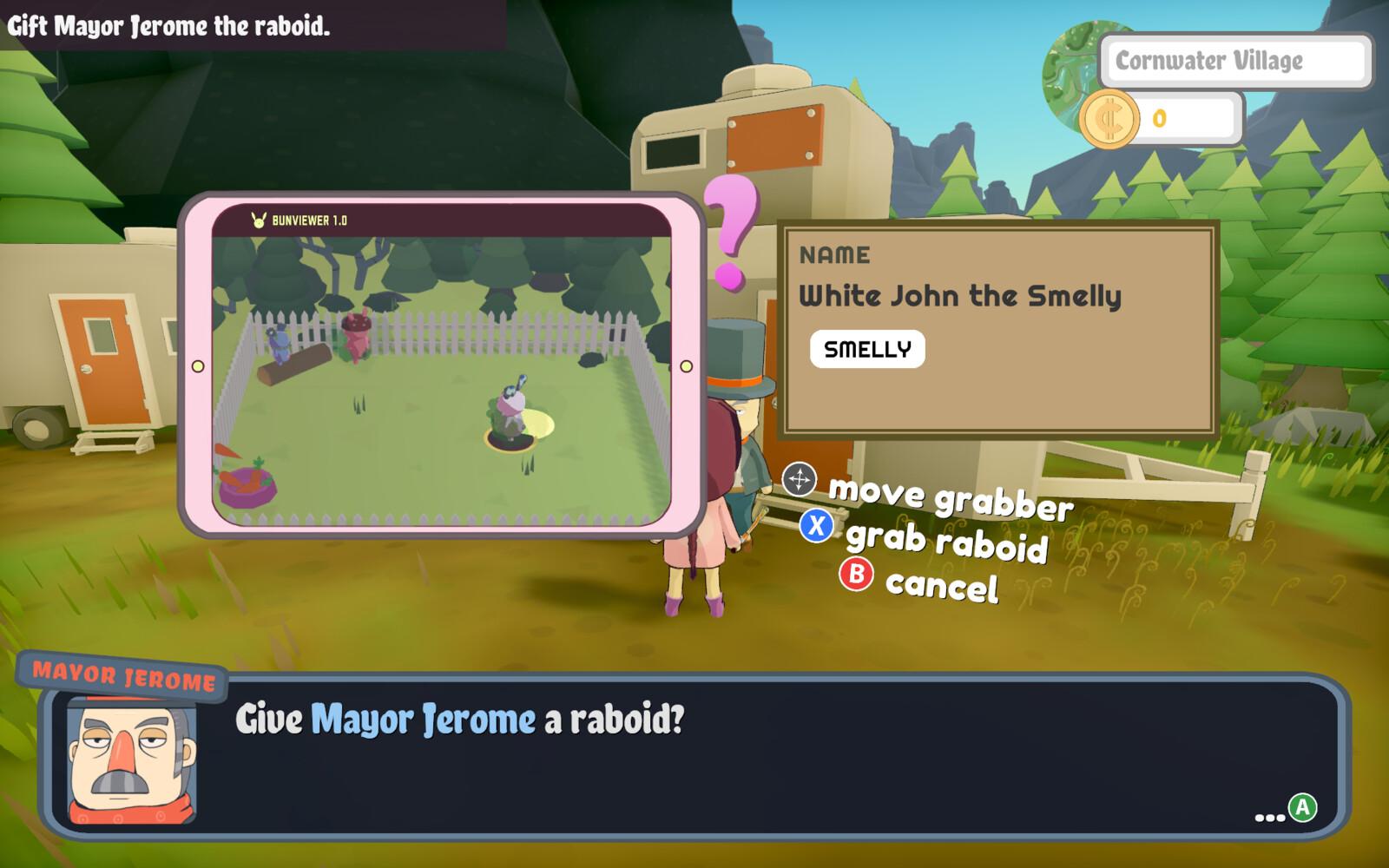 Bunny Pen Viewer