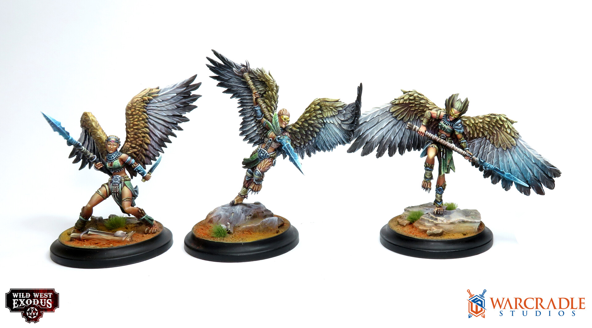 Brandon beren daughters of alcon painted