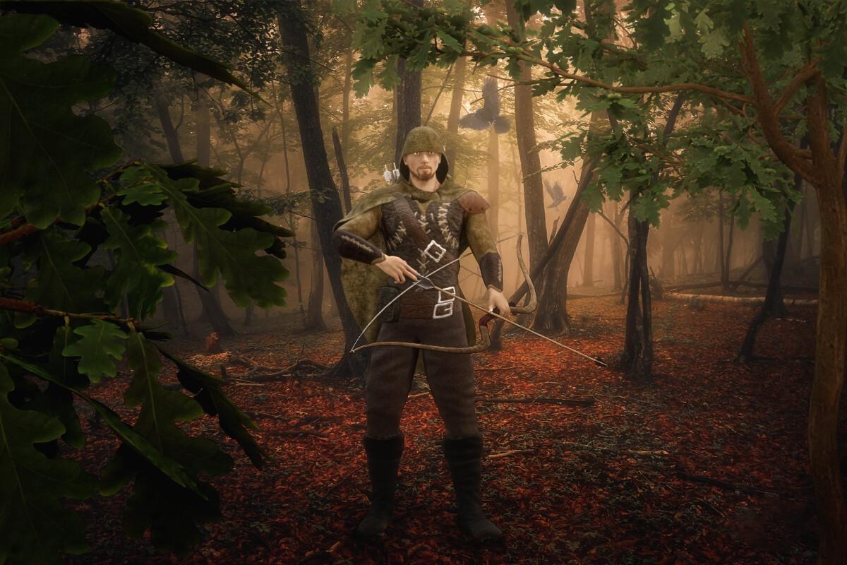 Anton golubov aghandwork rg forest