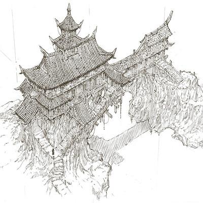 Min seub jung temple 2