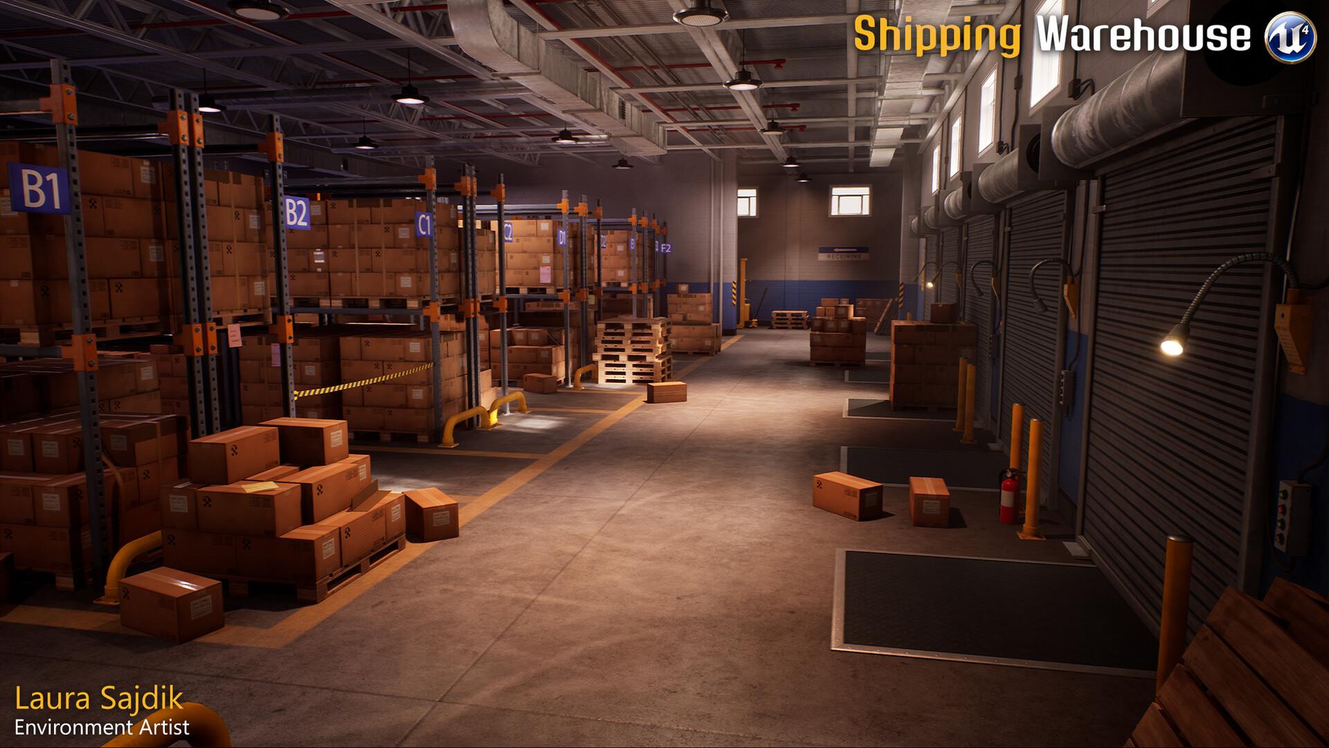 Laura sajdik laurasajdik warehouse05