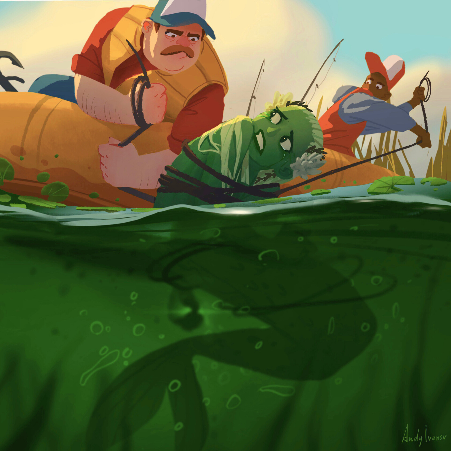 Image result for mermaid of lily lake