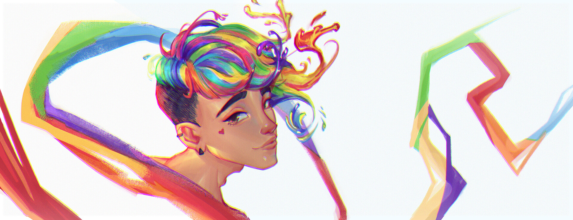 2019 Pride Illustration