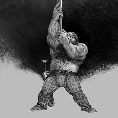 Thanh tu n celtic dwarf