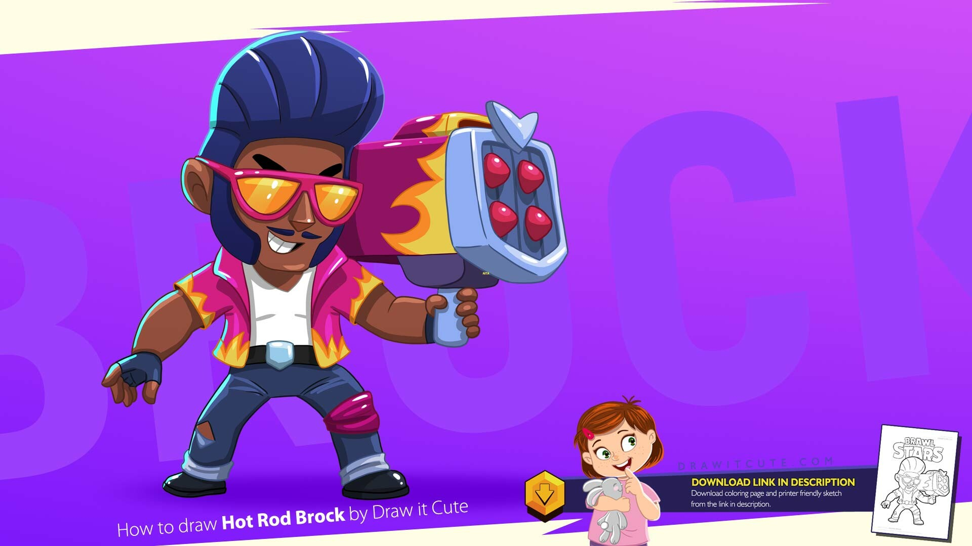 Artstation Home Coloring Pages Brawl Stars How To Draw Hot