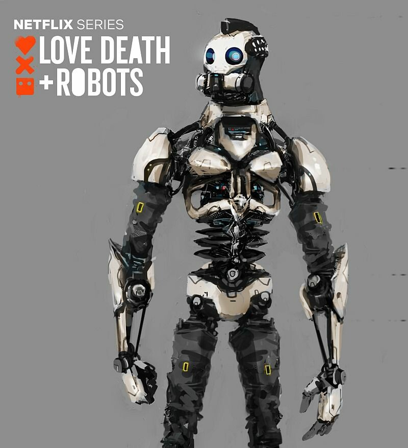 Xbot concept art croped - check other my post, and yes I am his ancestor father ;)