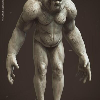 Surajit sen monster creature surajitsen june2019 l