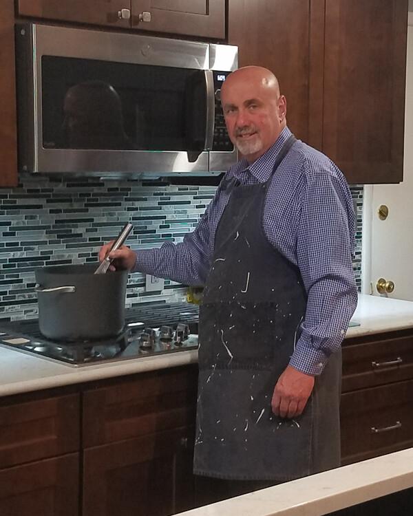 Steve rampton cooking john 2019