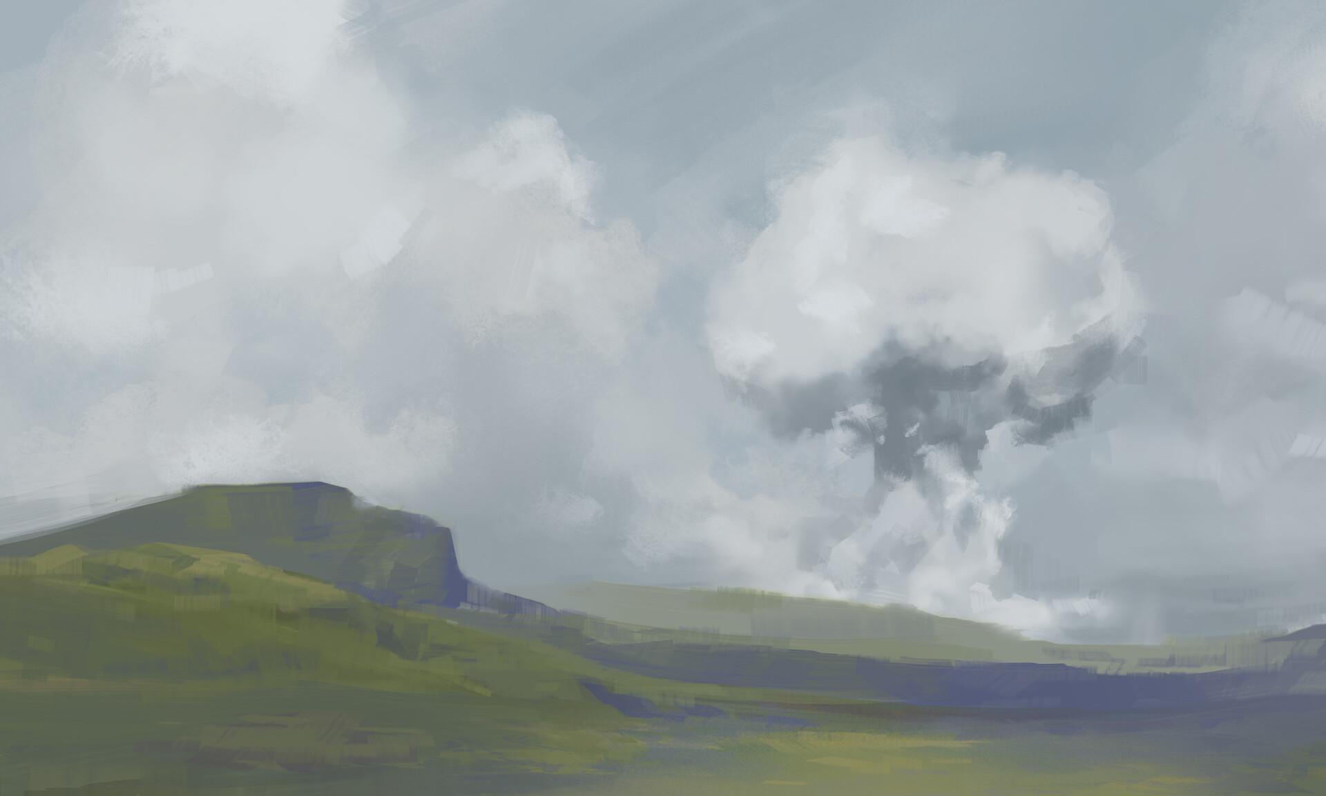 Chris ortega cortega clouds fin
