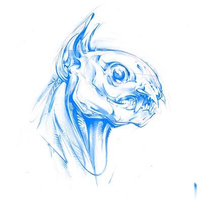 Alec webb blue