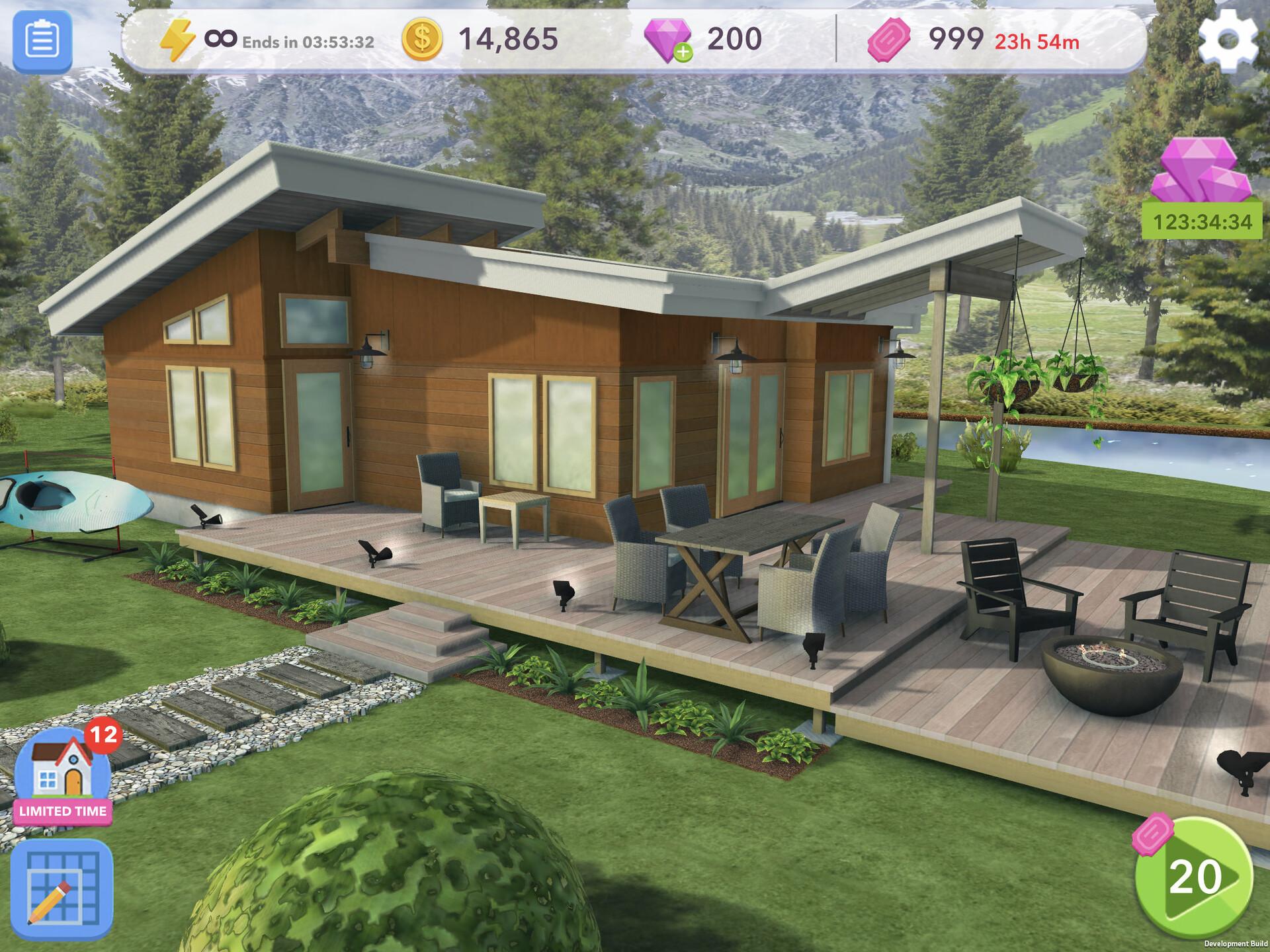 Neko Productions Artstation Home Design Makeover