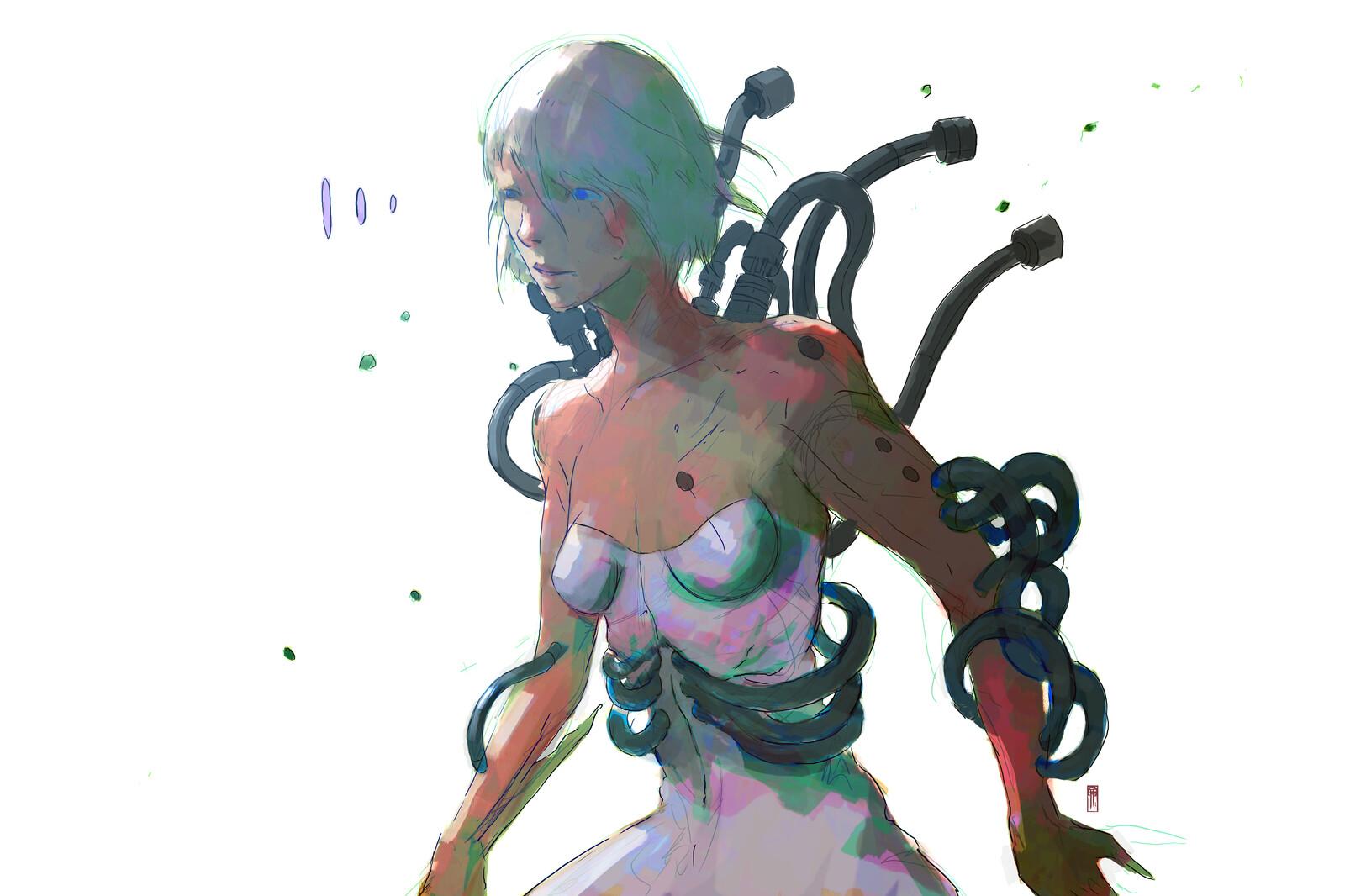 Cybergirl__
