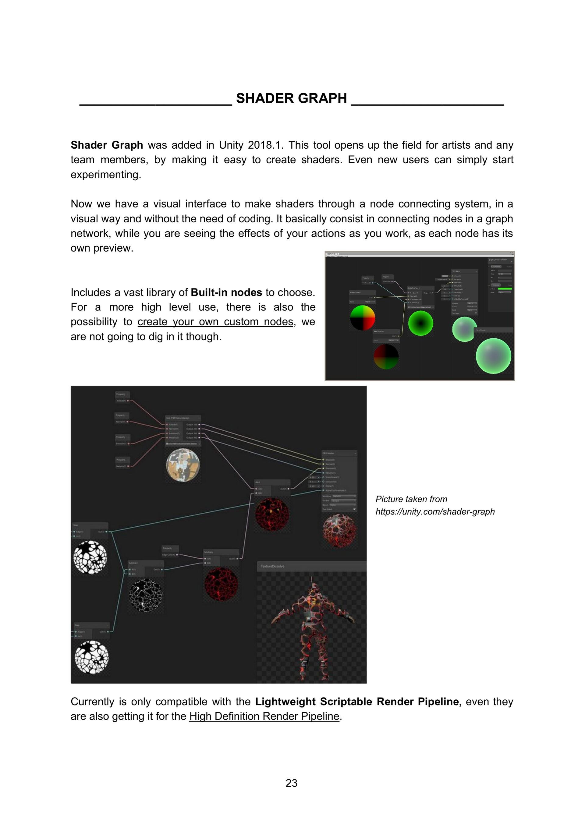 ArtStation - Shader Graph Introduction Basics, aitor mendia