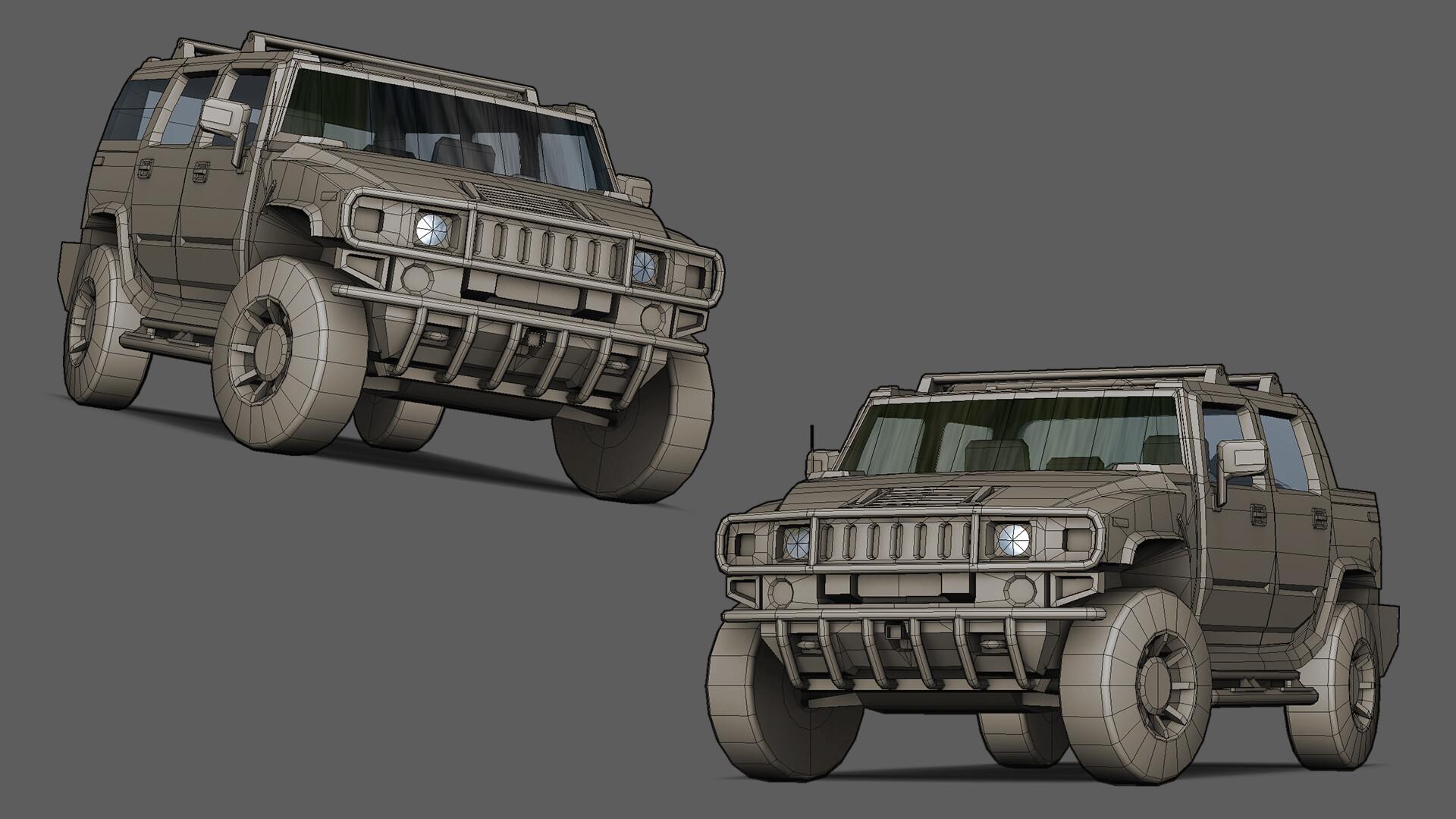 H2 SUV / SUT