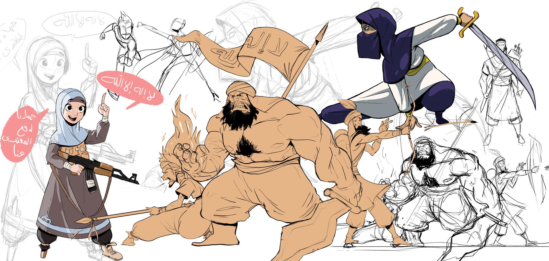 Ashraf fawzy 03 muslima