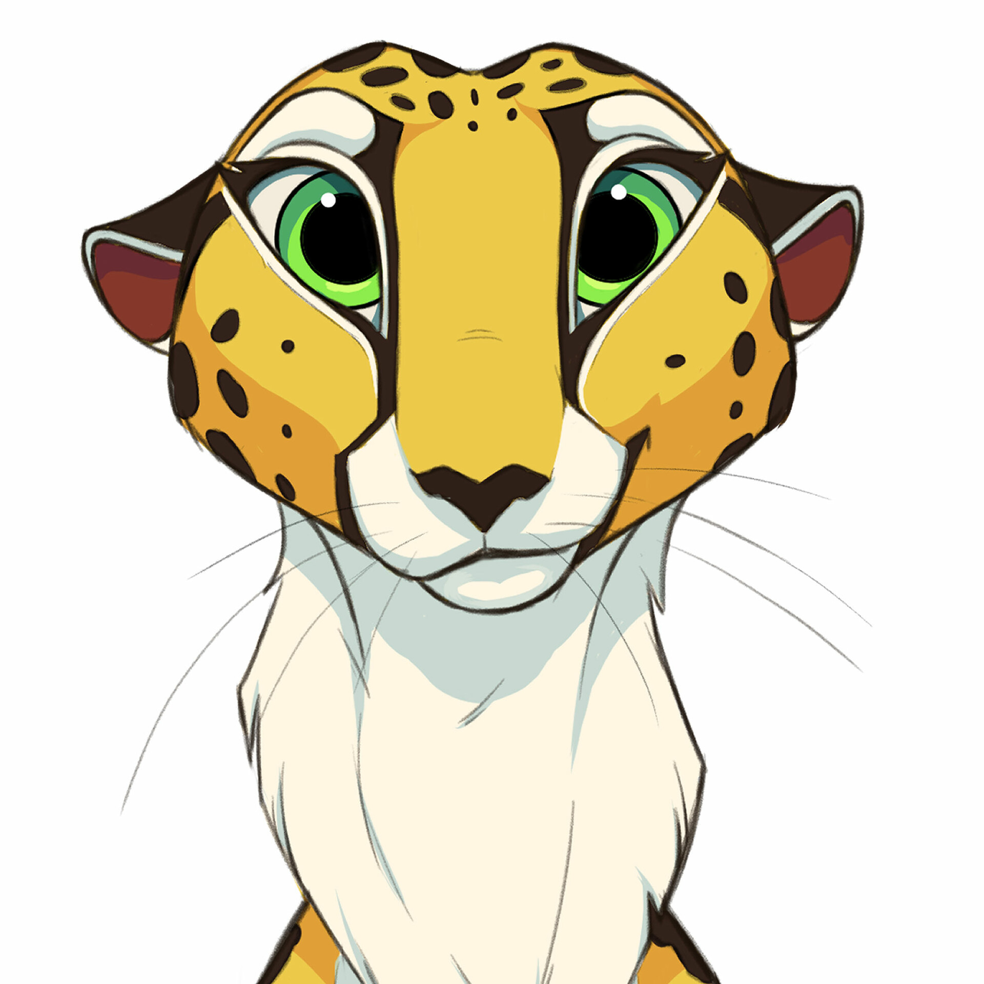 Stephen kulp cheetah girl 04
