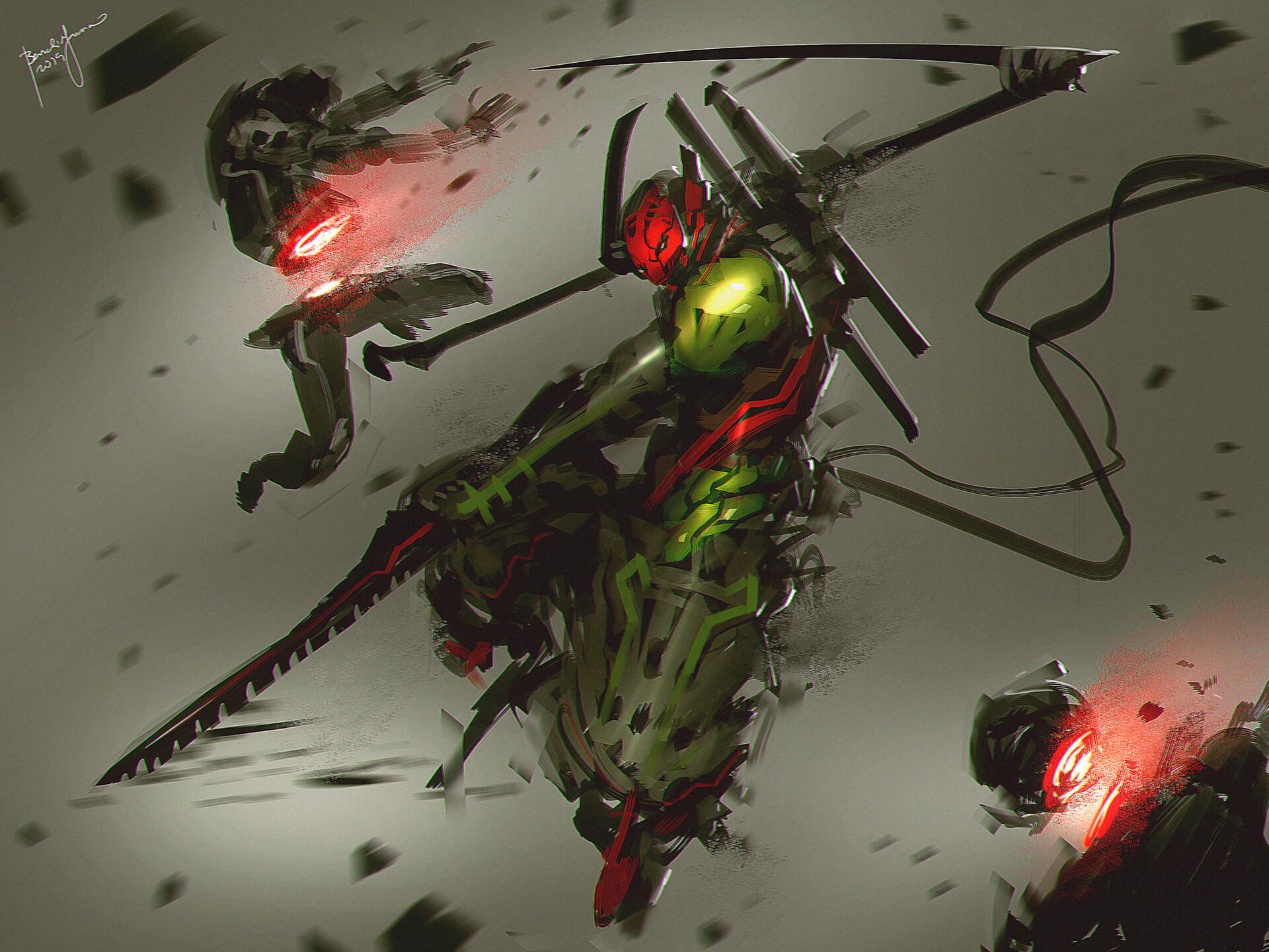 Ninja Punk Reaper