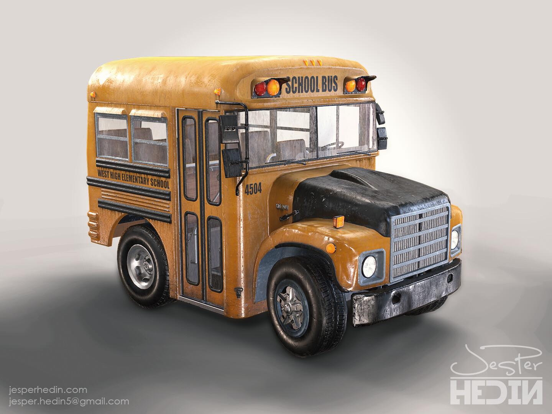 Jesper hedin schoolbus 01