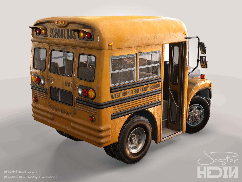 Jesper hedin schoolbus 03