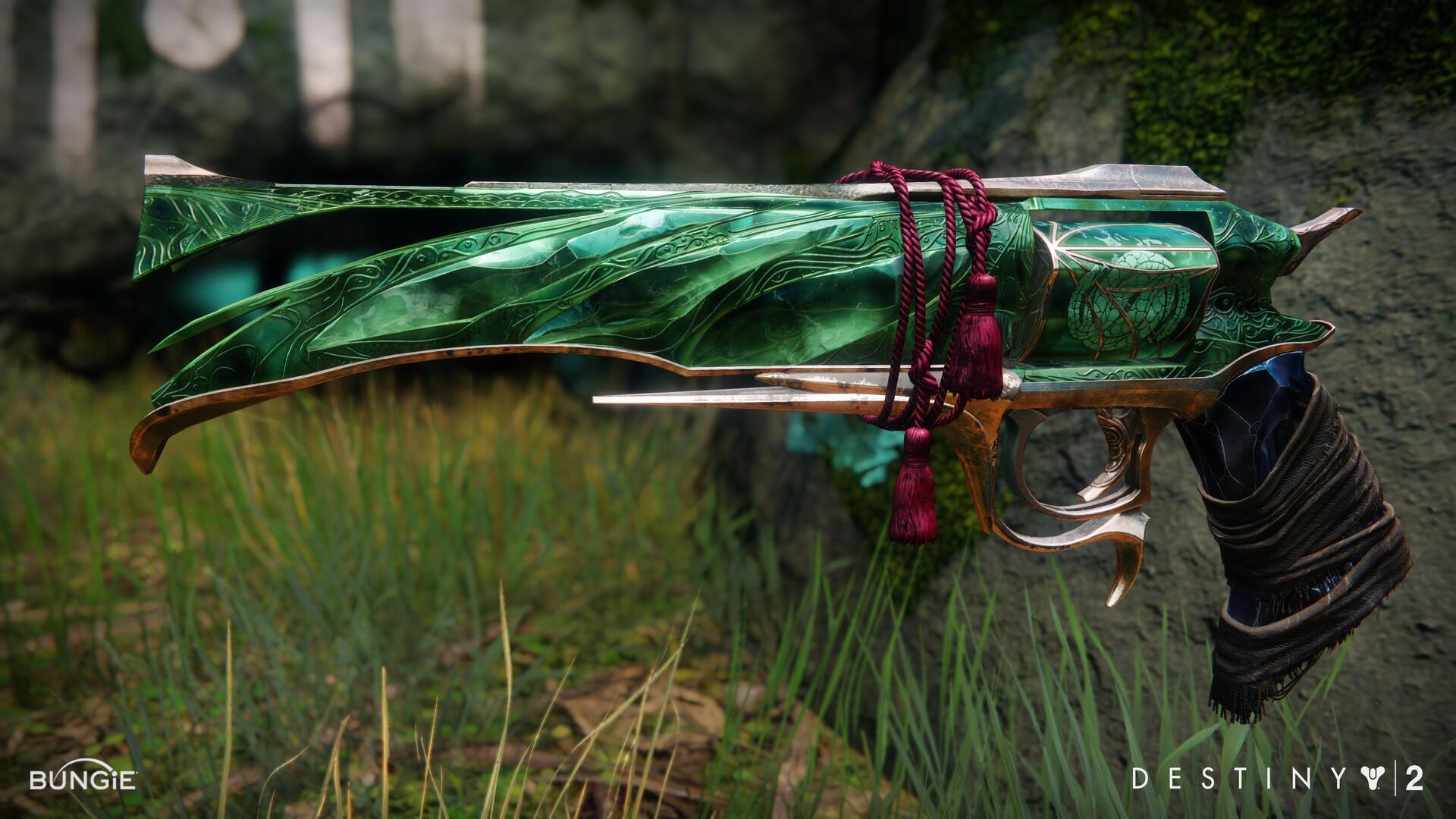 Artstation Destiny 2 Red String Of Fate Chelsea Velazquez