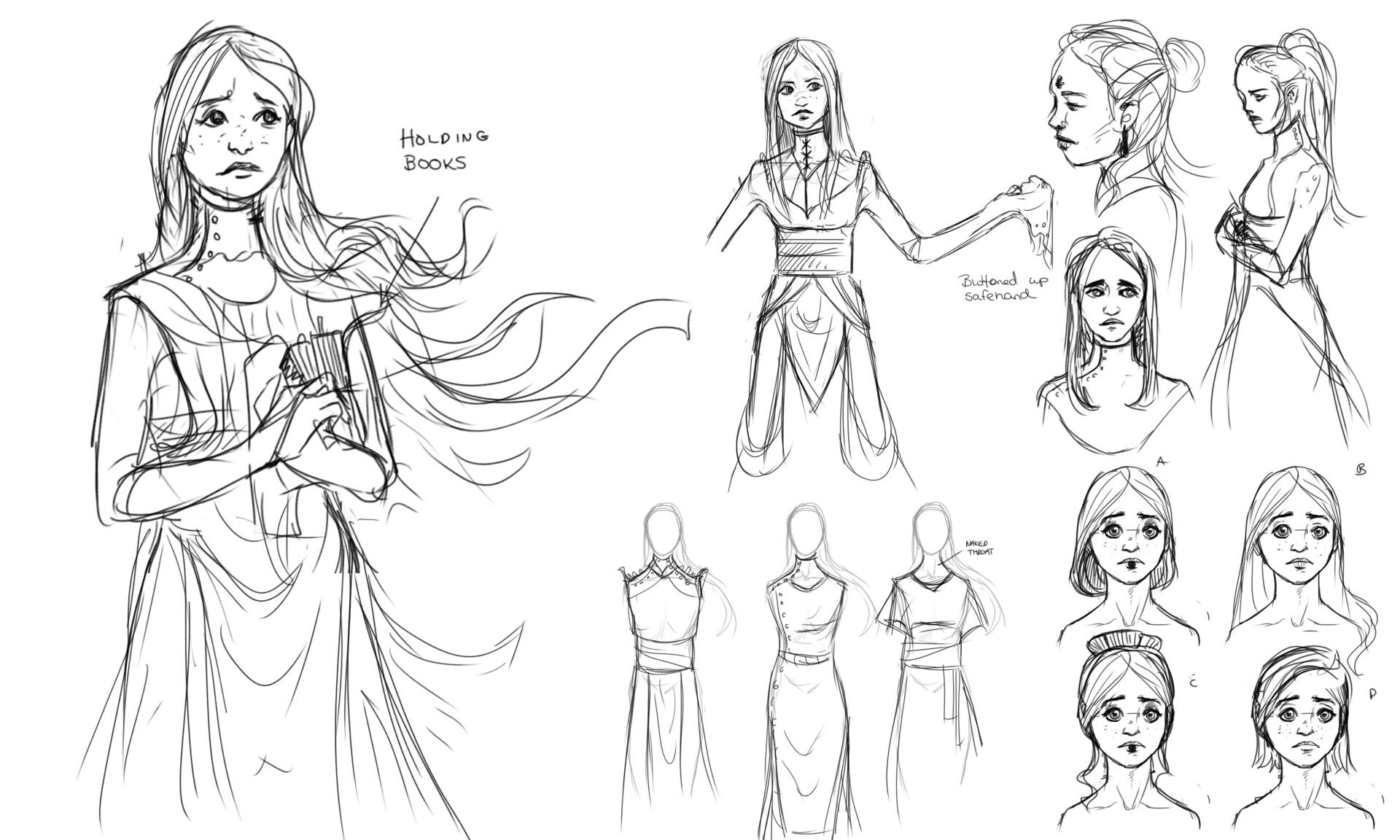 Marianne eie ma shallan sketches01