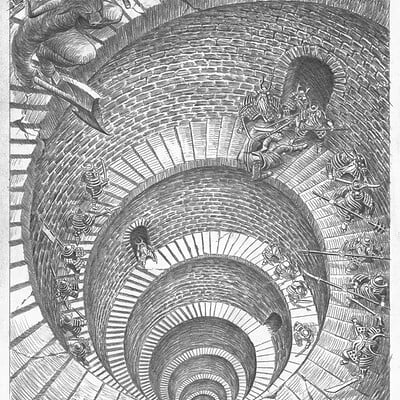 Turner mohan bj spiral stairs