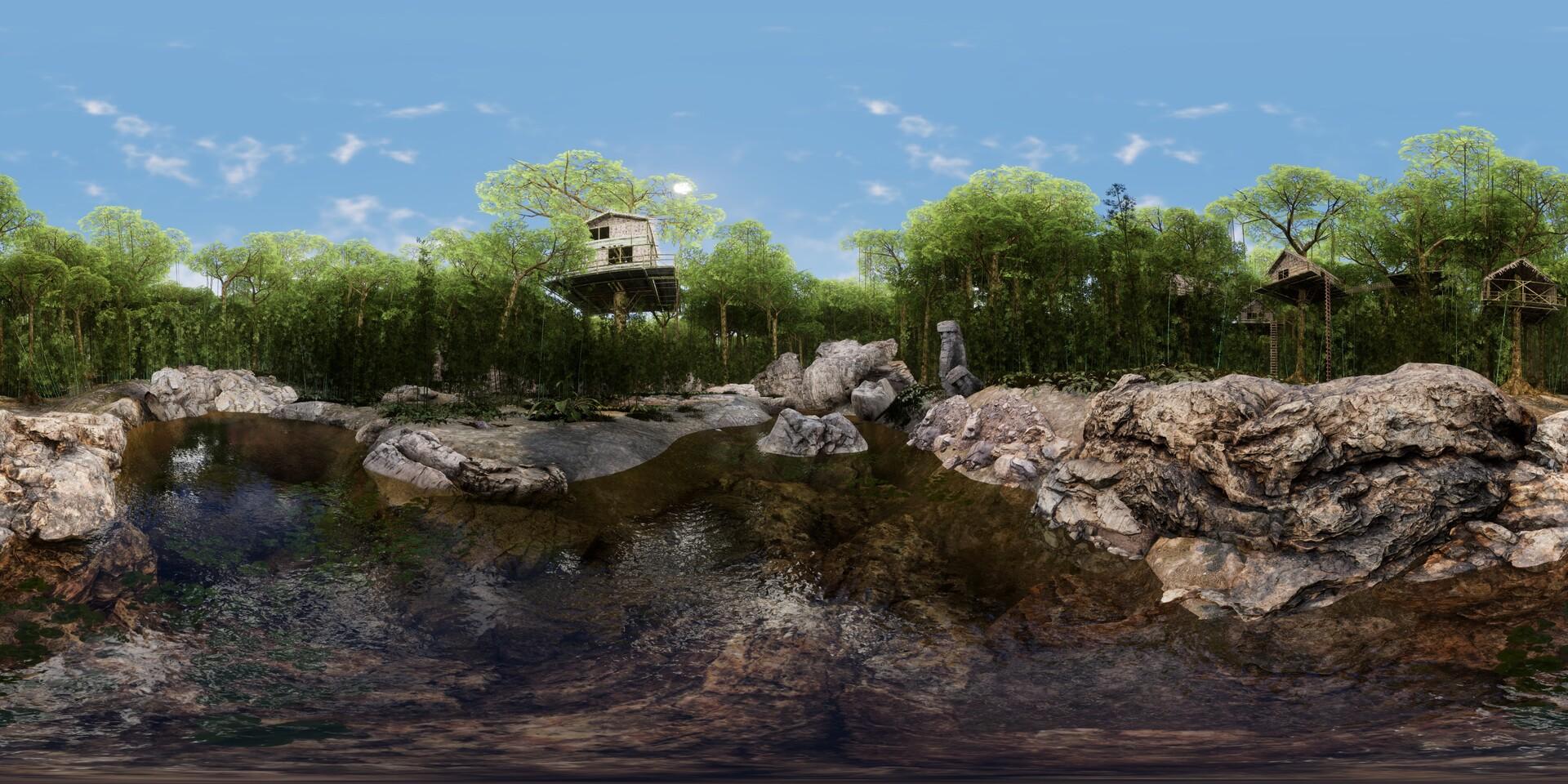 Andrey Sopot - Rain Forest 360