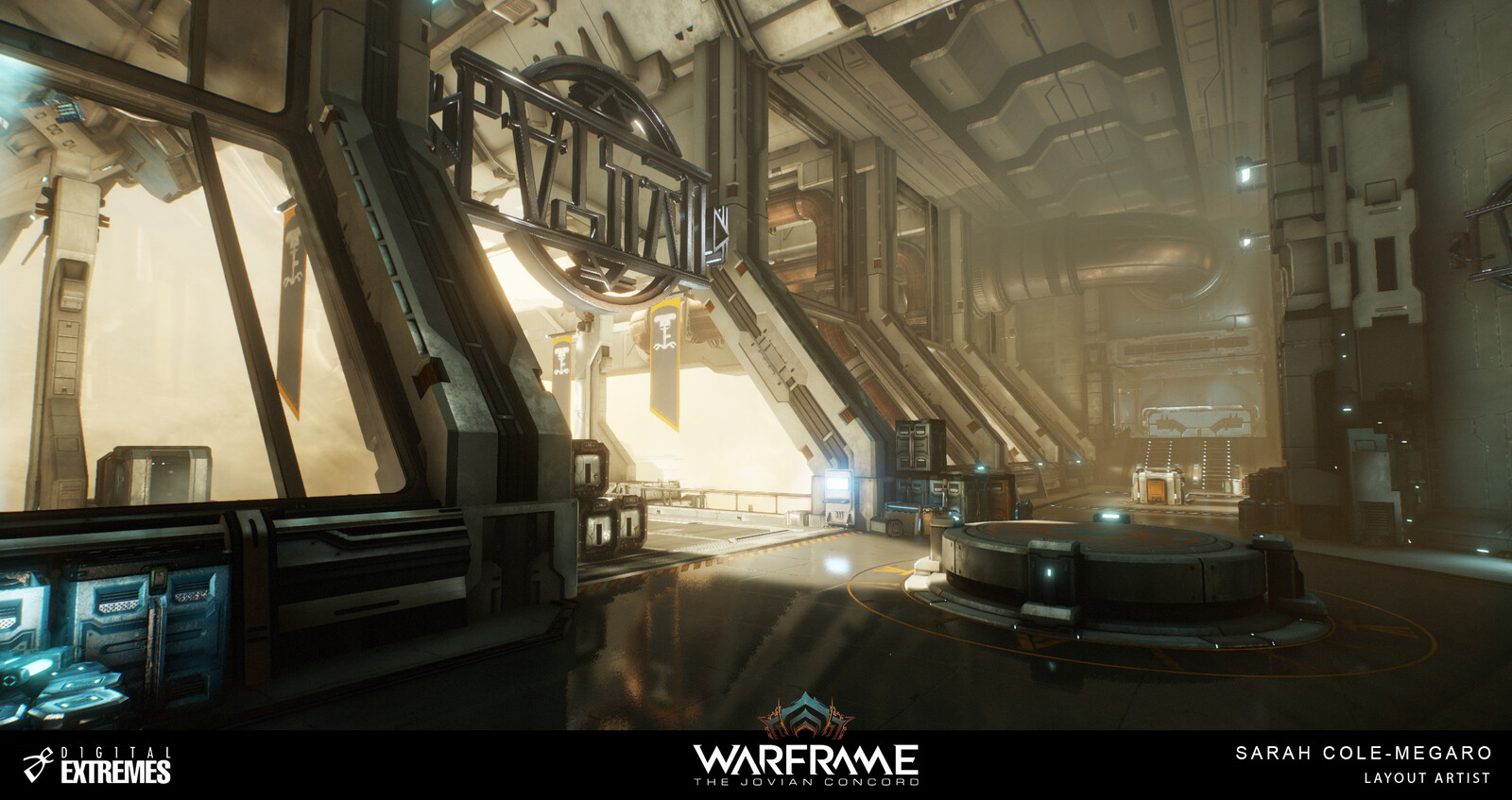 WarFrame: The Jovian Concord