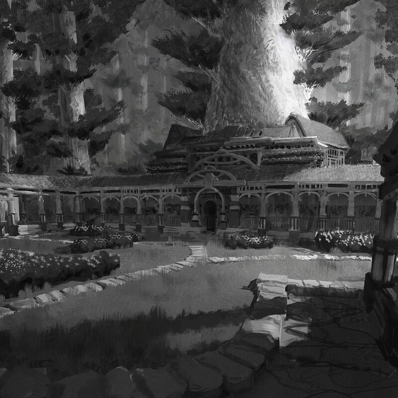 Azari Temple