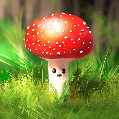 Ena lorenzo mushroom