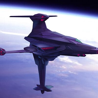 Travis lacey ufo technology concept art travis lacey ship wed
