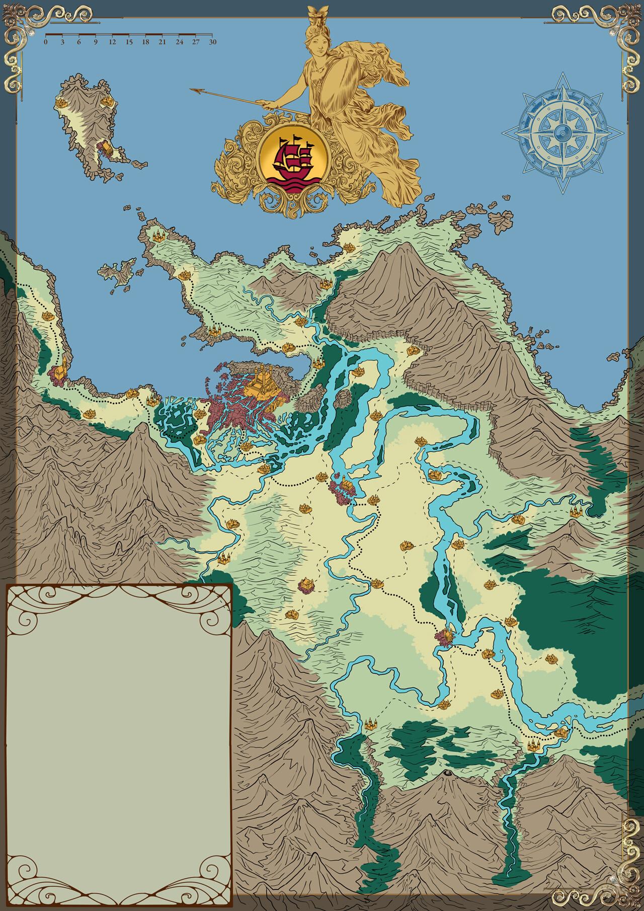 Axelle bouet carte region armanth14