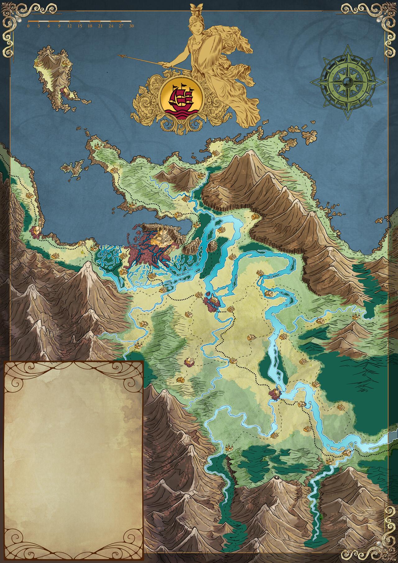 Axelle bouet carte region armanth17