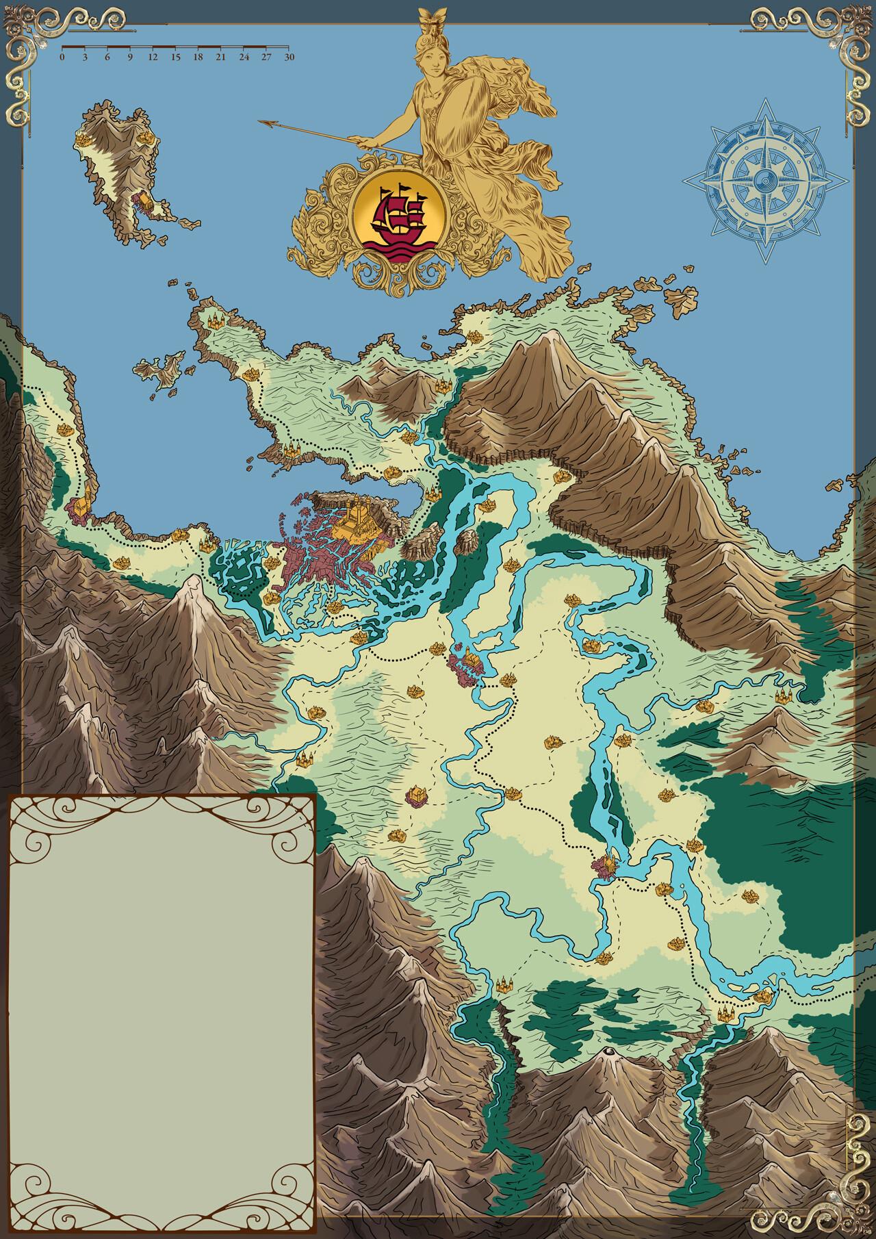 Axelle bouet carte region armanth16