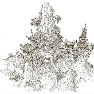 Min seub jung temple 3