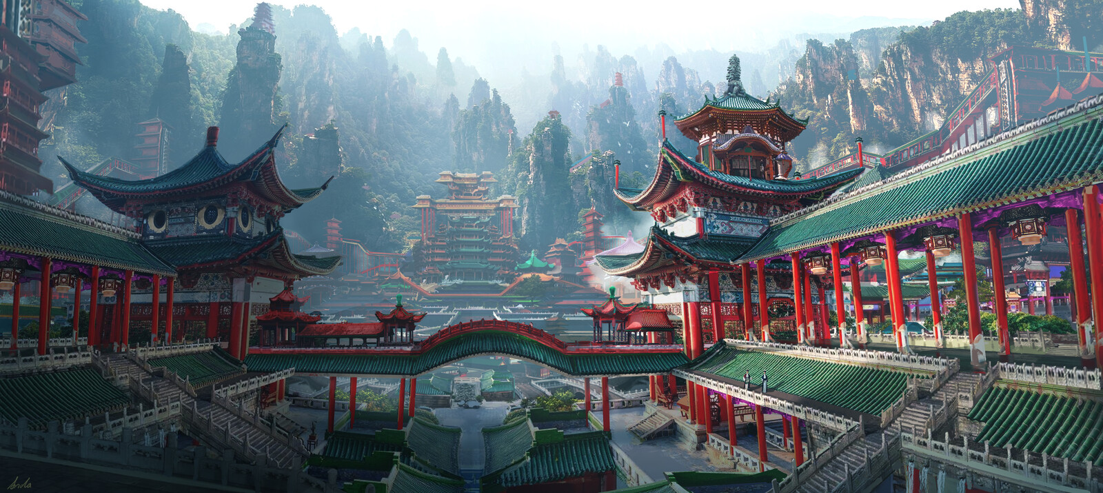 Chinese Imperial Architecture