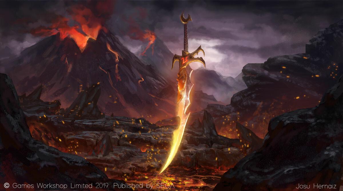 Josu hernaiz sword