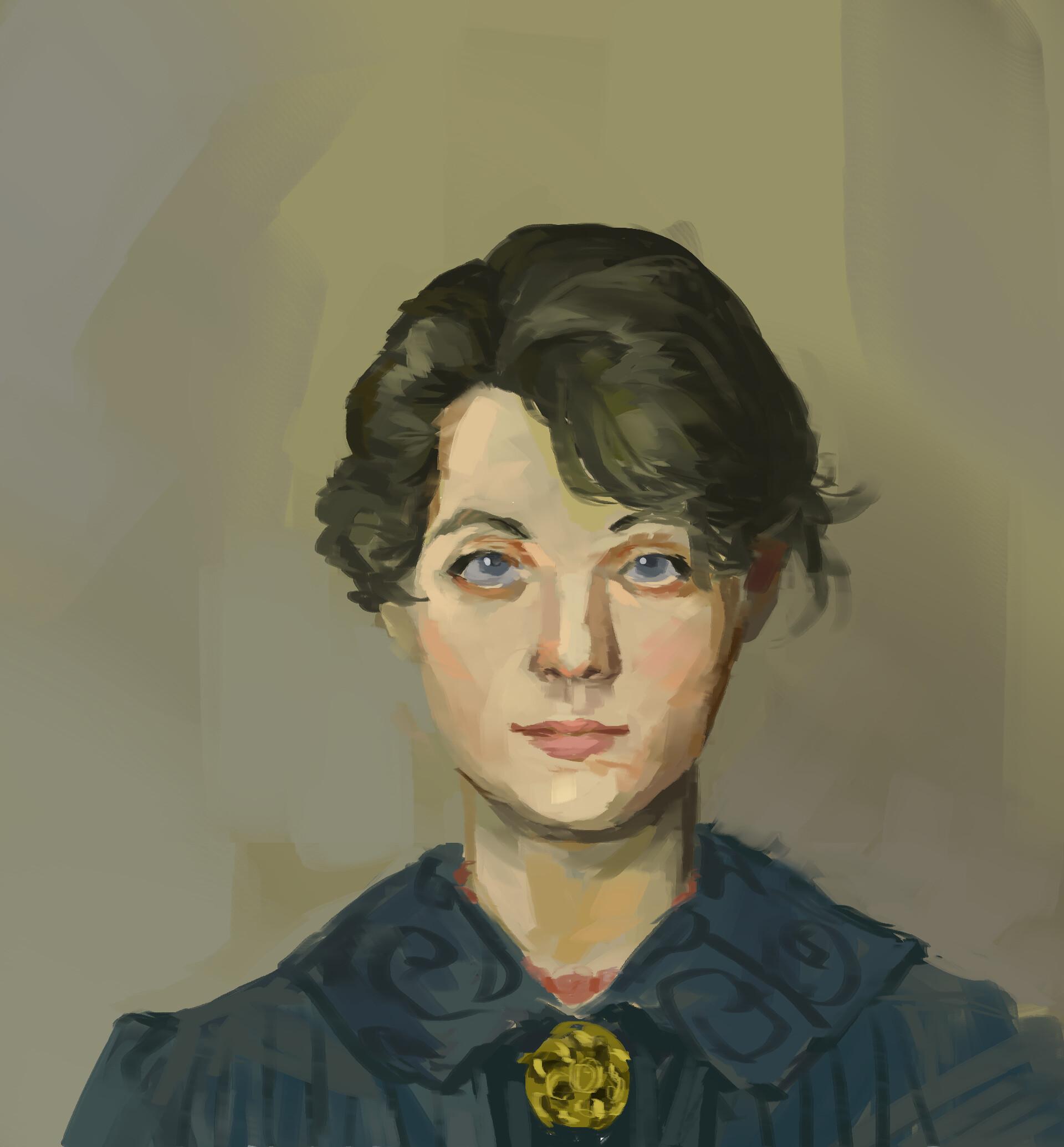 Peder Severin Krøyer Study