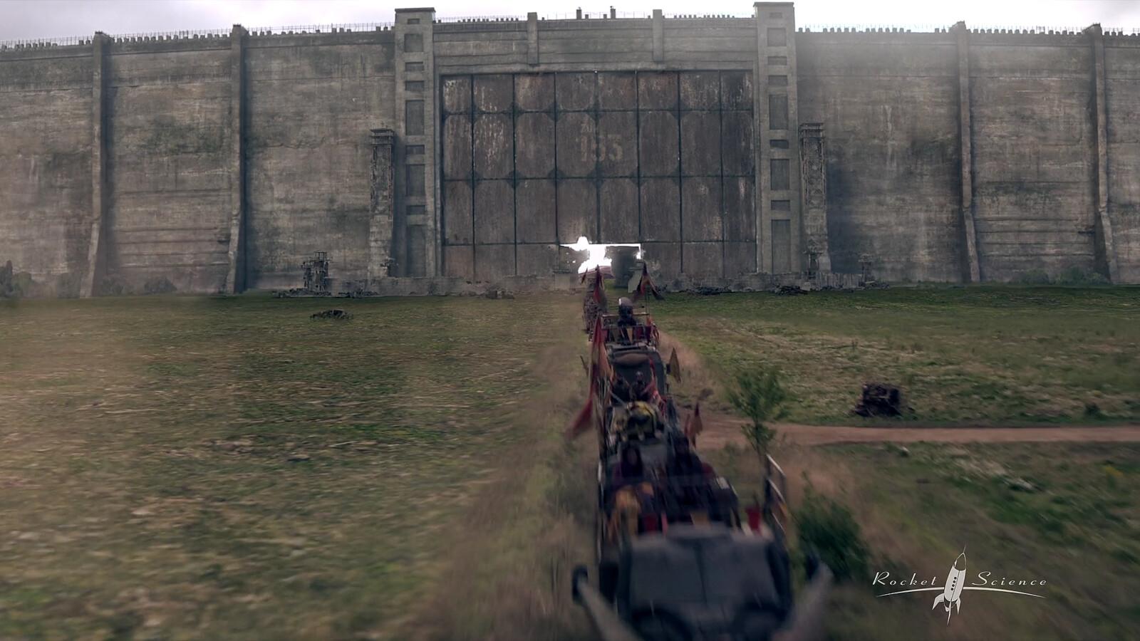Into the Badlands Season 3 - Surfacing for the Wall