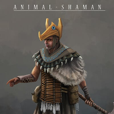Zachary tullsen 2019 52 animal shaman update