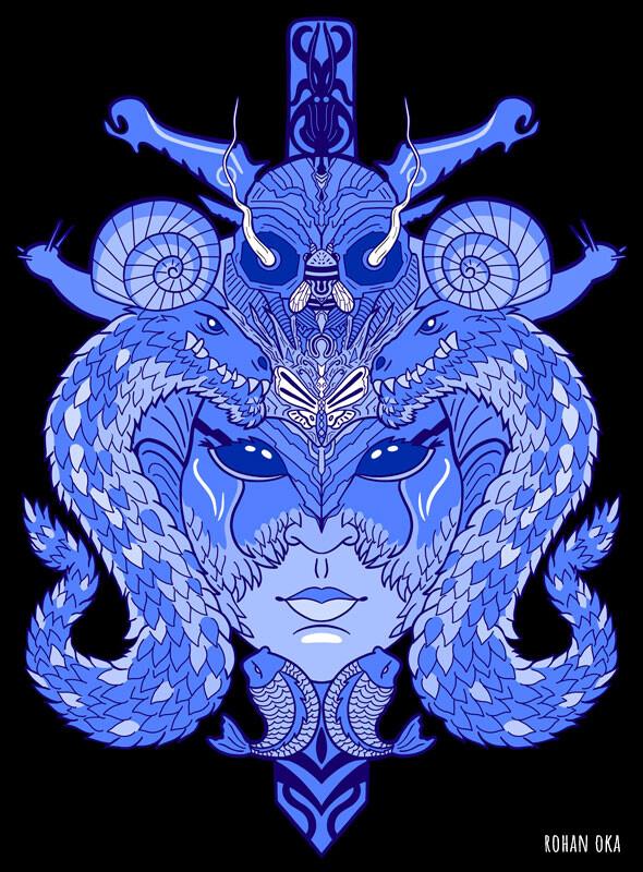 Rohan oka dragonladysapphire g