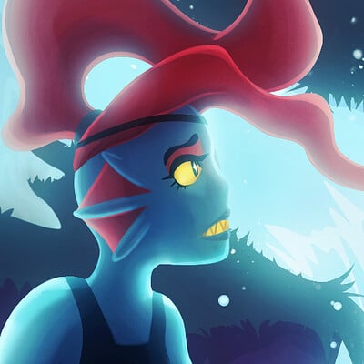 Captain ray undyne small new