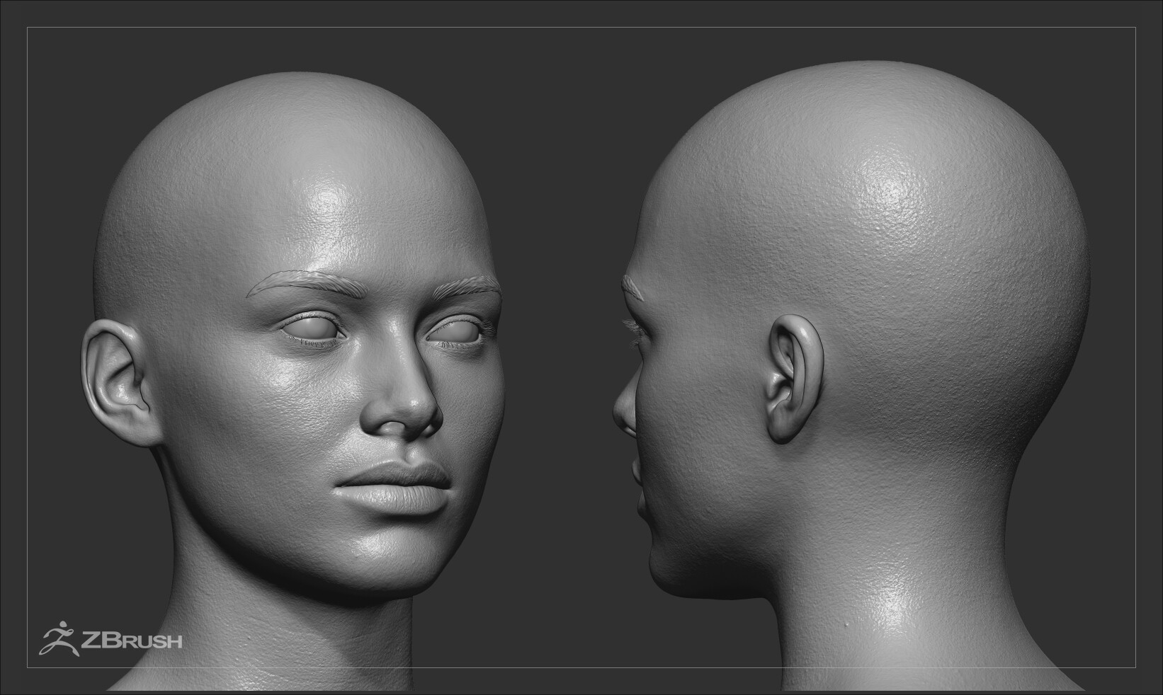 Alex lashko femalehex ana zbrush previews 01