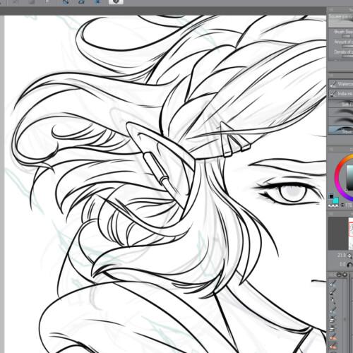 Kala sketch wipz4